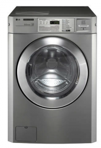 LG, commercial washer