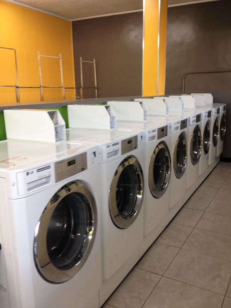 Coin Laundry Business - Coin Laundry Brokers and Experts
