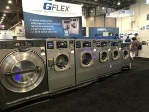 gflex, continental, commercial washers