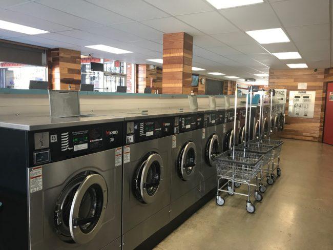 ipso, laundry business