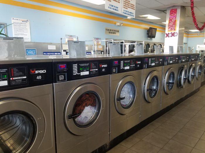 montebello, laundry