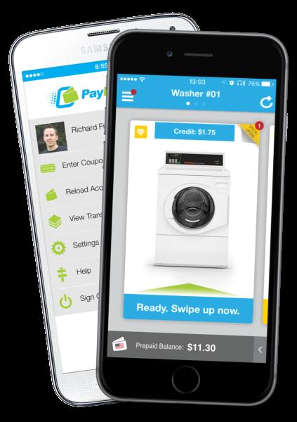 PayRange, App, payments