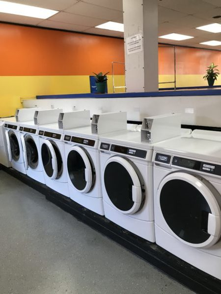 Van Nuys card operated laundromat and mini mart for Sale!