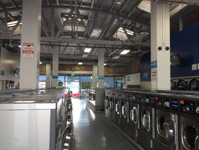 card laundry